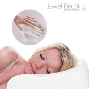 Jewel Bedding traagschuim technologie